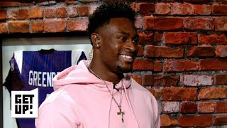 2019 NFL Draft: DK Metcalf breaks down his Ole Miss highlights, viral workouts | Get Up!
