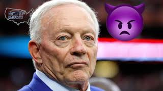 Jerry Jones Snaps on 105.3 the Fan ***Audio*** (Time to look in the Mirror)