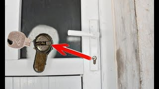 How to repair door locks