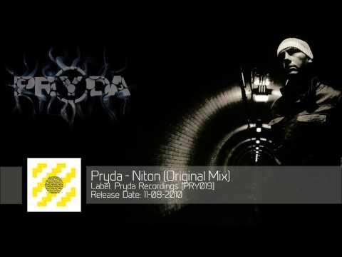 Pryda - Niton (Original Mix) [PRY019]