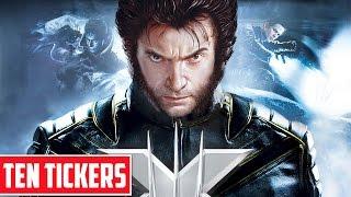 Top 10 sự thật thú vị về Wolverine   Nhân vật Ten Tickers No.3