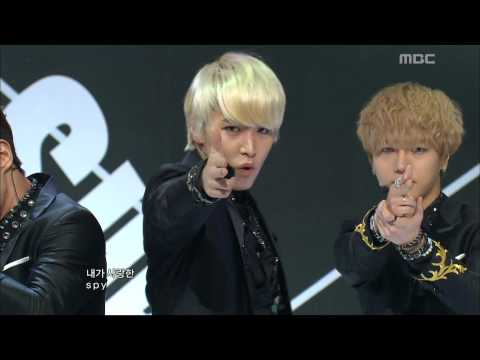 Super Junior - Spy, 슈퍼주니어 - 스파이, Music Core 20120901