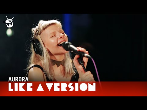 Aurora - 'Warrior' (live on triple j)