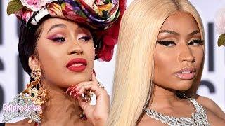 Nicki Minaj shades Cardi B's AMAs performance!