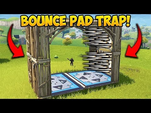*NEW* BOUNCER PAD BEST PLAYS! - Fortnite Funny Fails and WTF Moments! #218 (Daily Moments)