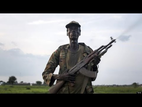 Mass Graves In South Sudan - Smashpipe News