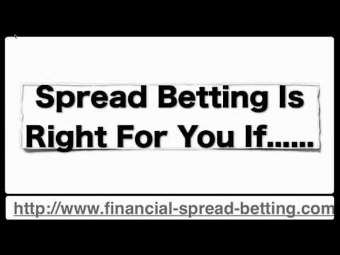Is Spread Betting for You?