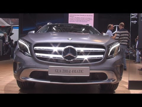 @MercedesBenz #GLA 200 d 4MATIC Activity Edition (2017) Exterior and Interior in 3D