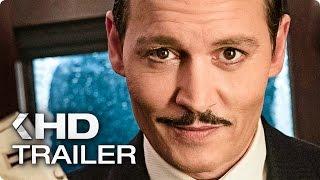 MORD IM ORIENT EXPRESS Trailer German Deutsch (2017)
