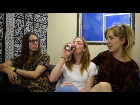 Big Moon Interview - Tramlines festival 2017