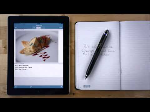 Perfectly Paired Livescribe 3 Smartpen