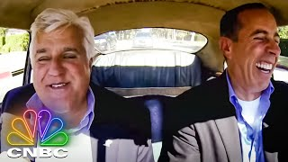 Jerry Seinfeld and Jay Leno Admire a 1958 Porsche 356 A Speedster | Jay Leno's Garage