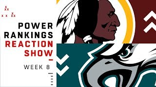 NFL Power Rankings Reaction Show: Who Are the Wild Card Teams? | NFL Network