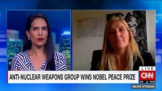 Anti-nuclear weapons group wins 2017 Nobel Peace Prize