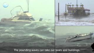 Storm Surge: The Deadliest Part Of A Hurricane | Video