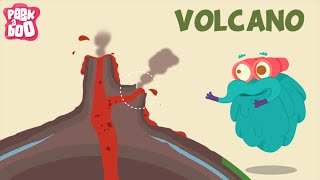 Volcano | The Dr. Binocs Show | Learn Videos For Kids