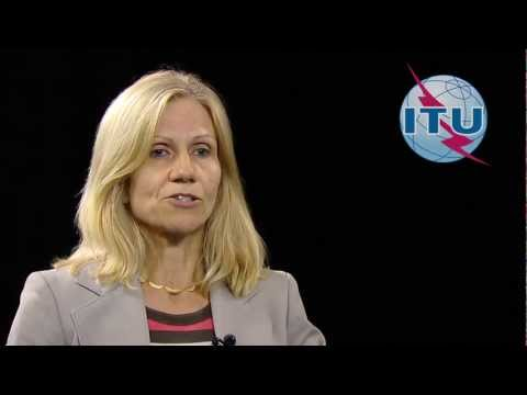 ITU INTERVIEWS: MIS 2012  Report - Susan Teltscher, Head, ICT Data and Statistics Division, ITU