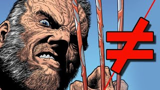 Logan vs Old Man Logan - What's the Difference?