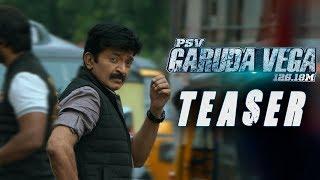Garuda Vega Teaser- Rajasekhar, Shraddha Das, Sunny Leone..