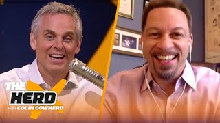 This Title is huge for LeBron's legacy, talks Zion & Avery Bradley — Broussard | NBA | THE HERD