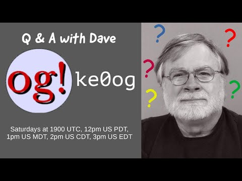 17 September 2020 Thursday (0100 UTC Friday) Q&A Live Stream
