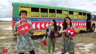 LATINOS EN EL YOUTUBE REWIND 2015