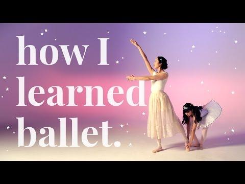 How I Learned Ballet