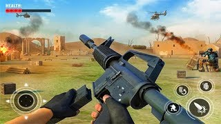 Counter Attack Gun Strike Special Ops Shooting - Android GamePlay - FPS Shooting Games Android