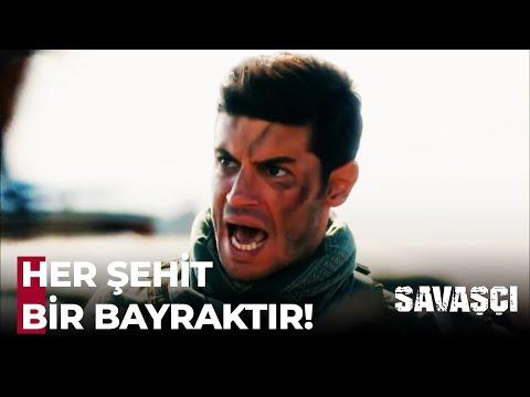 Kağan Yüzbaşının Efsanevi Kıbrıs Konuşması! - Savaşçı 80. Bölüm