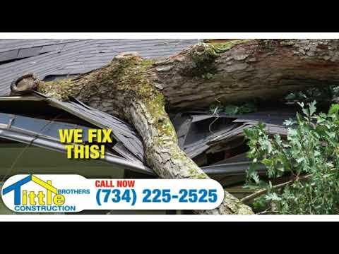 Roofing contractros canton Michigan