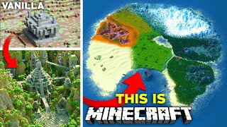 Minecraft But I Upgrade EVERYTHING - The ULTIMATE Survival World!   Part 4