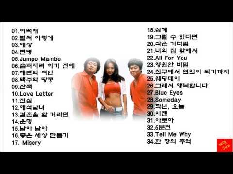 쿨 베스트 모음 모음 34곡 (2004 04 19) Very Best Album of Cool (1994~2003)