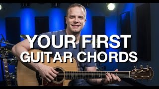Your First Guitar Chords - Beginner Guitar Lesson #8