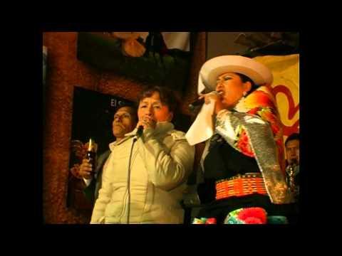 CHINITA PUCARINA EN ESPANA MADRID Carnavales de mi vida 06 04 2013