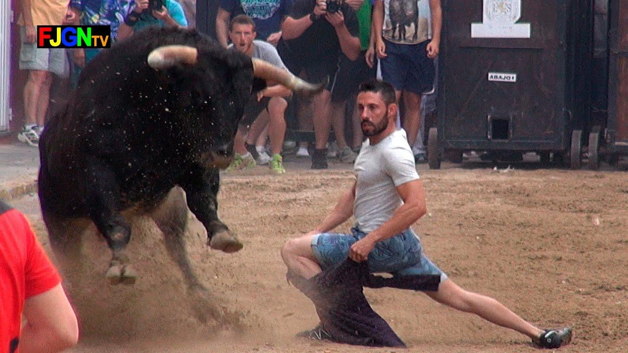 4 Toros Fiestas Barrio Sant Joan 2015 - Nules (Castellon)