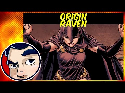 Raven - Origins (New 52) | Comicstorian