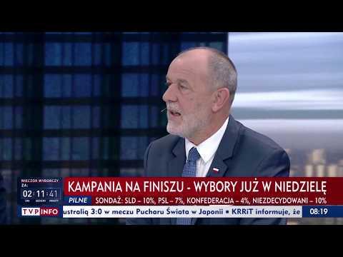 """""""To Kosiniak-Kamysz podniósł wiek emerytalny"""" - Minęła 8"""