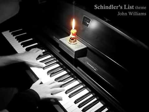 Schindler's list theme (piano)