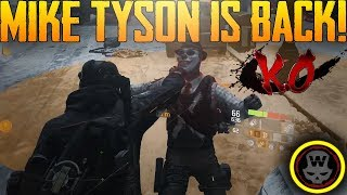 Mike Tyson is Back! SOLO DZ PVP #21 (The Division 1.7)