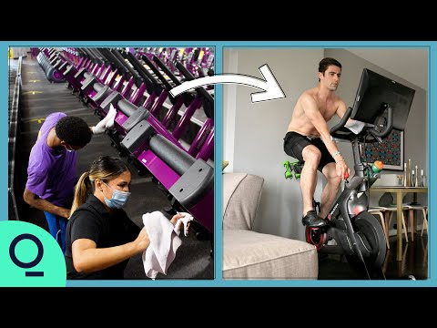 How Peloton and the Pandemic Changed Fitness