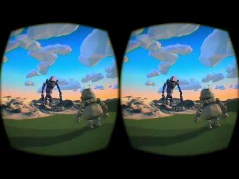 The Last Mountain || Oculus Rift DK2