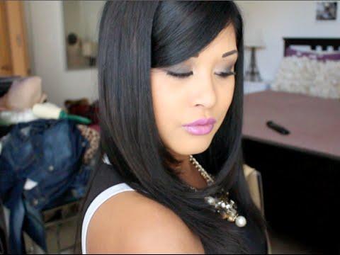 Shiny, Sleek & Straight Hair!