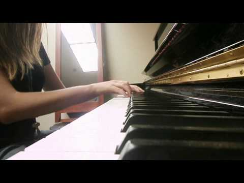 """Prelude No. 1 (Heaven's Tears)"" composed and performed by Kierstyn St. John"