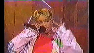 TLC live ( What About Your Friends, Ain't 2 Proud 2 Beg & Baby Baby Baby)