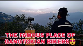 I bet you haven't been there at this time in Gangtok.