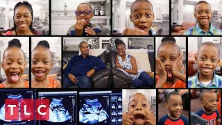 Quintuplets, Triplets and Two Sets of Twins?! | Doubling Down With the Derricos