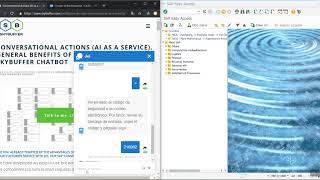 SAP IA Conversacional para SAP ERP On Premise – Etapas de la ronda de inspección