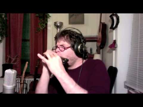 Will Galison Demonstrates the Suzuki Sirius 56C Chromatic Harmonica