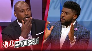 Wiley & Acho break down the biggest winners from the NFL Draft | NFL | SPEAK FOR YOURSELF