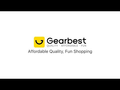 Gearbest's New Look Demonstration